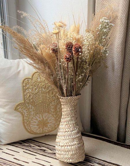 Vase naturel