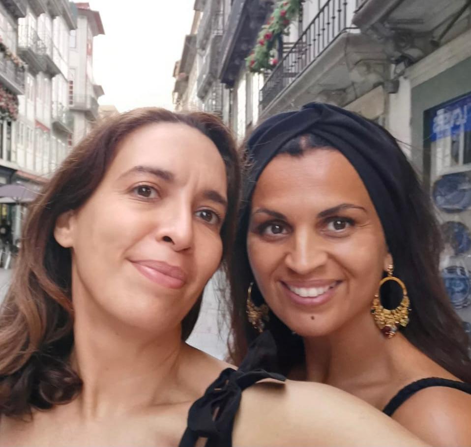Linda MOULAI & Elhame MASMOUDI